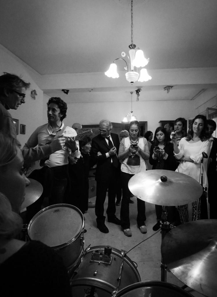Une famille de musicien - Olympus 9-18mm