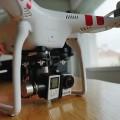 La cathédrale Saint-Pierre de Rennes filmée en drone