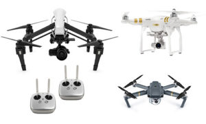 Equipement drone 5mars Production